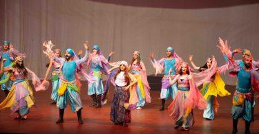 فرقة نيرفانا للرقص الشعبي