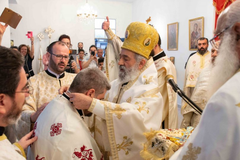 الاحتفال بتذكار هامتي الرسل بطرس وبولس