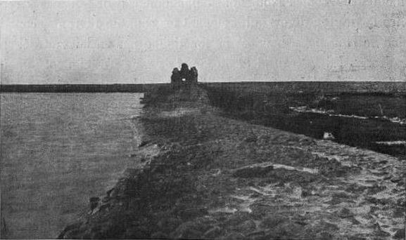 بحيرة حمص قطينة عام 1921