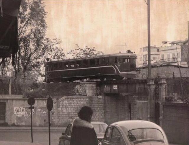 خط القطارات من بيروت لحلب
