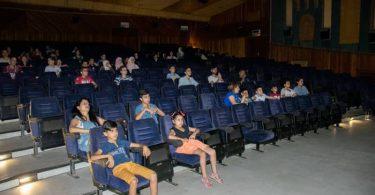 فيلم (حياة باي) في مسرح دار الثقافة