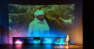 المسرح والرقص في يومهما من حمص وإلى العالم