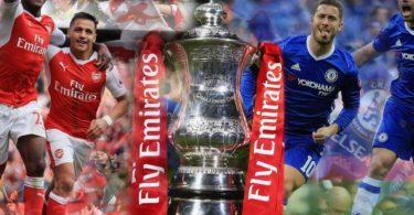 ديربي لندن الناري في نهائي كأس الاتحاد الإنكليزي