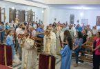 أبرشية حمص تحتفل بتذكار ميلاد سيدتنا والدة الإله