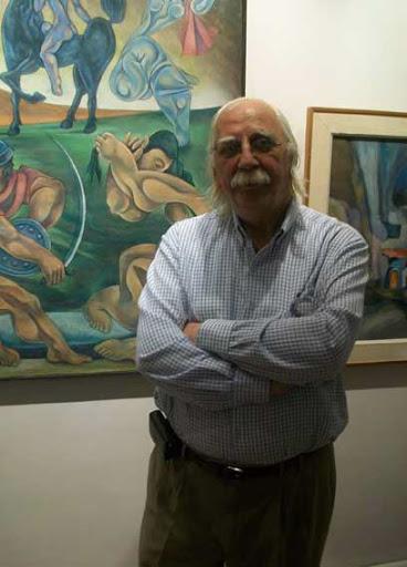 حمص تودِّع أحد أبرز مبدعيها - الفنان التشكيلي والنحات بسام جبيلي