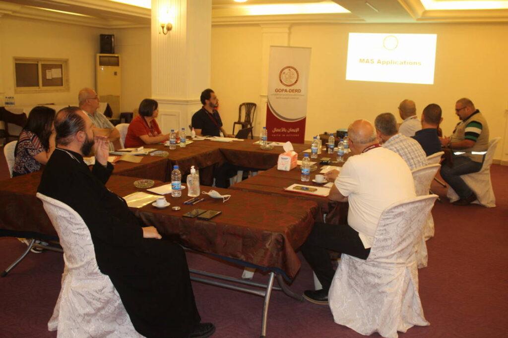 اجتماع منسقي المناطق في دائرة العلاقات المسكونية والتنمية