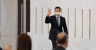 كلمة الرئيس بشار الأسد أمام مجلس الشعب